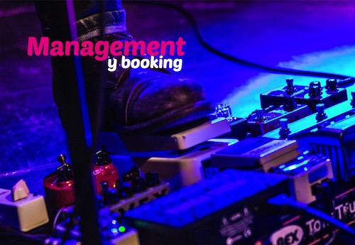 Management y booking